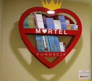 Sieradz - Biblioteczka Fundacja MARTEL