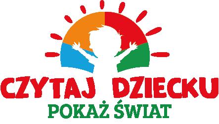 Mały Logo Czytaj dziecku